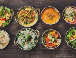 Holistic Nutrition Food